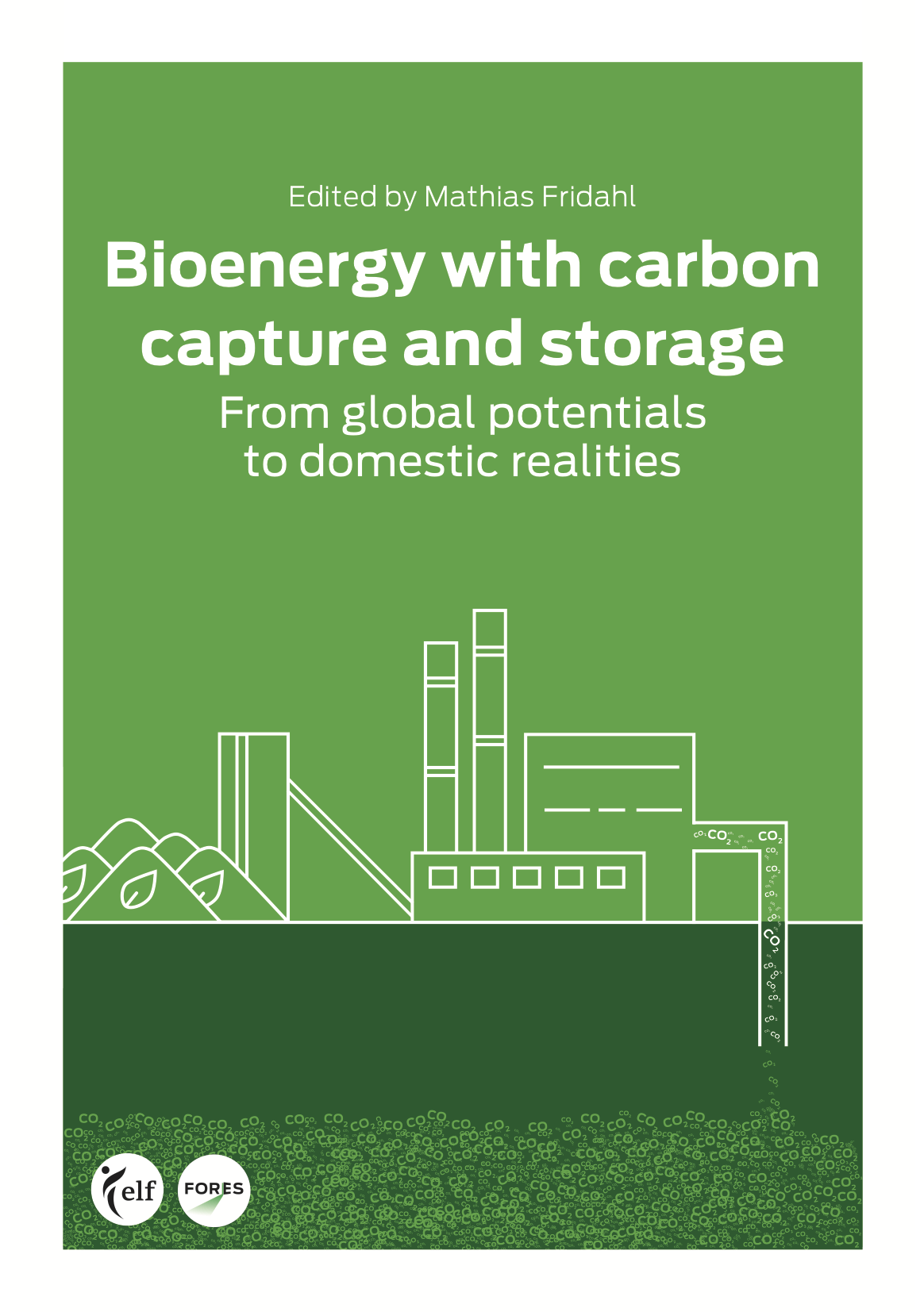Bioenergy with carbon capture and storage
